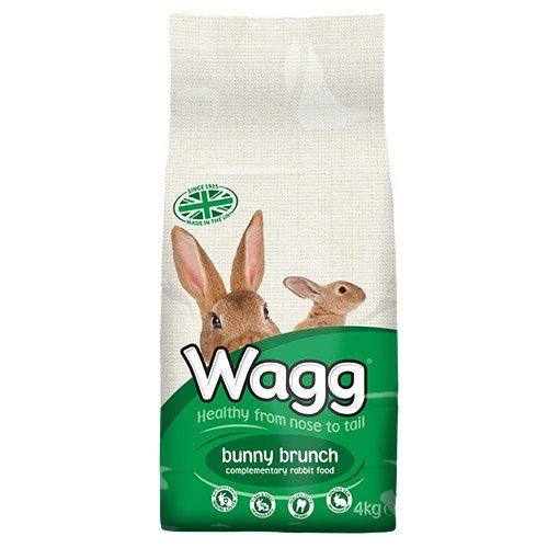 Wagg Bunny Brunch Rabbit Food 4kg