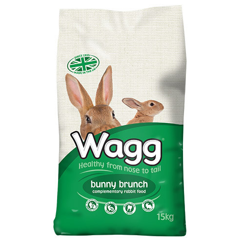 Wagg Bunny Brunch Rabbit Food 10kg