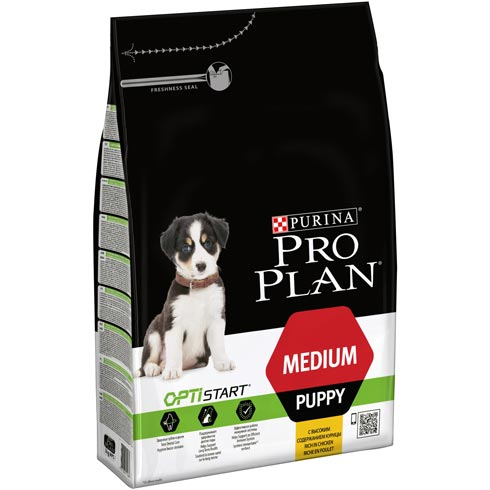 Pro Plan Puppy Medium Chicken 3kg