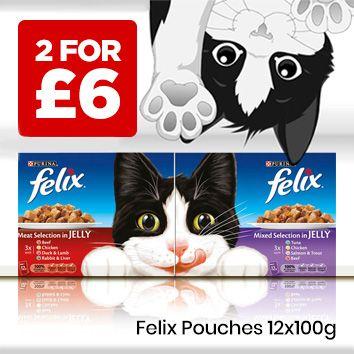 Jollyes Cat Food